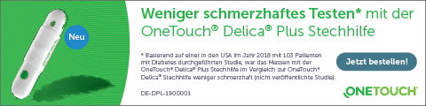LifeScan OneTouch Delica Plus